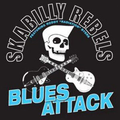 Skabilly Rebels feat. Roddy Radiation Blues Attack LP