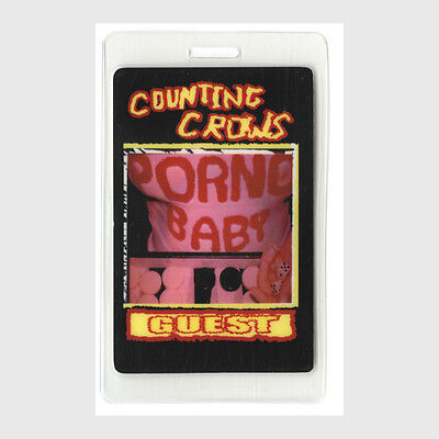 Counting Crows Guest * Laminated Backstage Pass