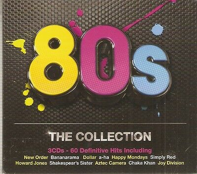 Various Artists - 80s The Collection (CD) Brand New & Sealed