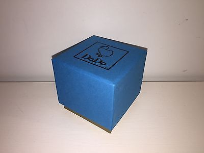 New - DODO - Estuche Box Case Scatola - Carton Paper - Blue
