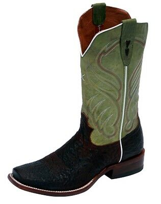 Twisted X Mens Rancher Western Boots Cowboy Boots built for riders MRAL0002