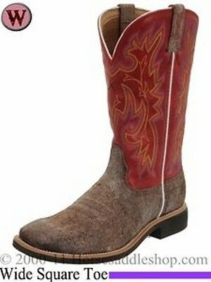 Twisted X WomensTop Hand Western Boots Cowboy Boots built for riders WTH0002