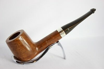 Pfeife, Pipe, Pipa PETERSON'S ROYAL IRISH 106, Made in  Ireland, Sterling Silver
