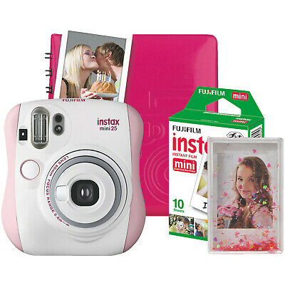 FUJIFILM Instax Mini 25 Magic Set, Sofortbildkamera