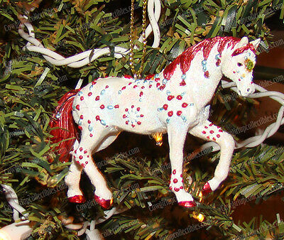 JEWEL Quater Horse Ornament (Horse of a Different Color by Westland) 2010