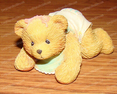 Baby Betsey, First Step to Love (Cherished Teddies, 624896) 1993 (No. 696)