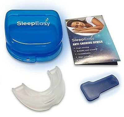 Premium Anti Snore Stopper designed to Stop Snoring & Teeth Grinding Easy To Fit