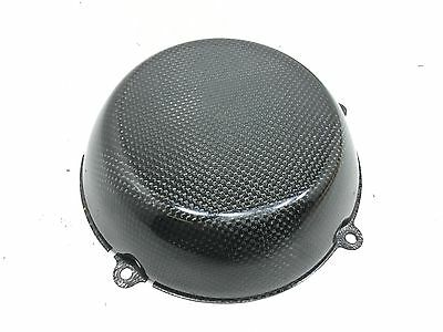 Ducati Performance Carbon Fiber Closed Engine Motor Dry Clutch Cover