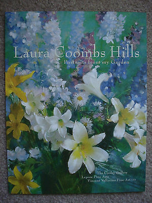 Laura Coombs Hills Exhibition Catalog, American Woman Painter, Floral Still Life