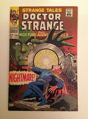 Strange Tales #164 - Doctor Strange NM - CGC Copy!