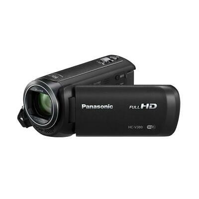 Panasonic HC-V380K Full HD Camcorder with Wi-Fi