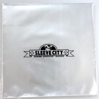 Ultimate Outer 2.5 mil Record Sleeves (50 Pack)