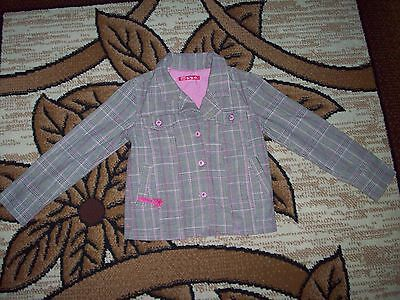 Girls Jacket Age 6-7 Years. Height 116-122 cm.