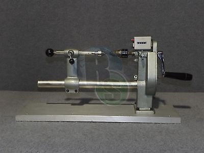 Coweco Coil Winding Equipment RH/1 Hand Winder Coil Machine w/ Counter