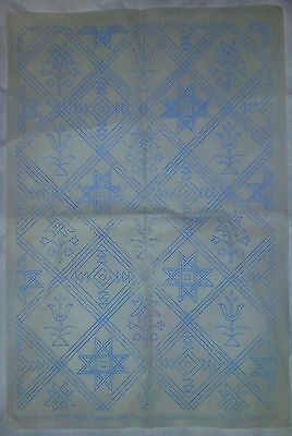vintage embroidery iron on transfer, handsewing, needlepoint (89)