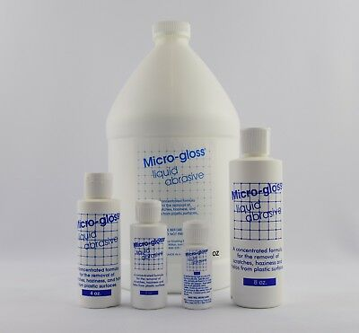 Micro-Mesh - Micro Gloss Liquid Abrasive - 1oz. 2oz. 8oz Bottles available
