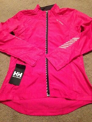 Women's Helly Hansen Windfoil Convertible Jacket Size M Brand New