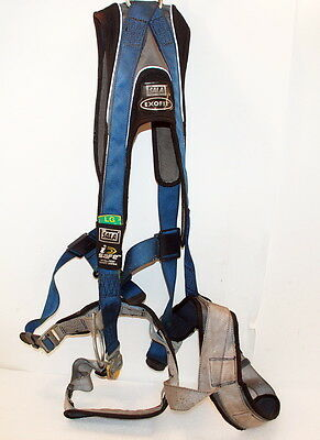 DBI-SALA ExoFit 1108577 Vest Style Harness D-Rings Quick-Connect Buckles Large