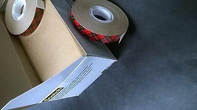 SCOTCH ATG Transfer Tape 924 6 rolls 1/2 36 Yd Rolls LOT