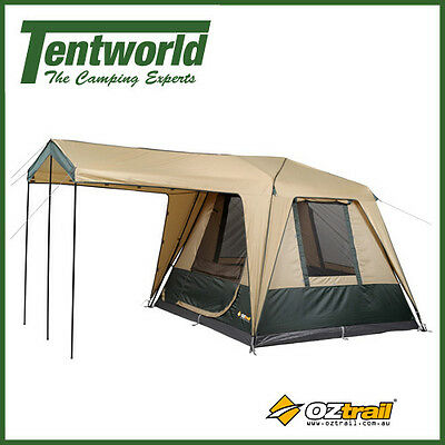 OZtrail Cruiser 300 Fast Frame 6 Man / Person Instant Up Camping Tent