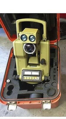 WILD HEERBRUGG THEOMAT THEODOLITE T1000 With WILD DI 1000