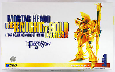 Wave FS68 Five Star Stories Mortar Headd The King of Gold Lachesis 1/144 scale