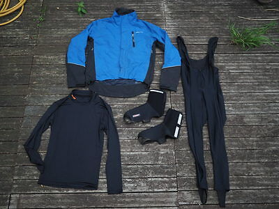 Job Lot of Winter Cycling gear, Sz S/M, Polaris, Planet X, Great Condition!