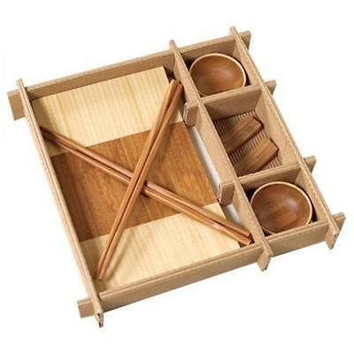 Totally Bamboo 20-1926 Medium Sushi Gift Set