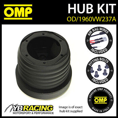 OMP STEERING WHEEL HUB BOSS KIT for VW GOLF MK4 ALL 98-04  [OD/1960VW237A]