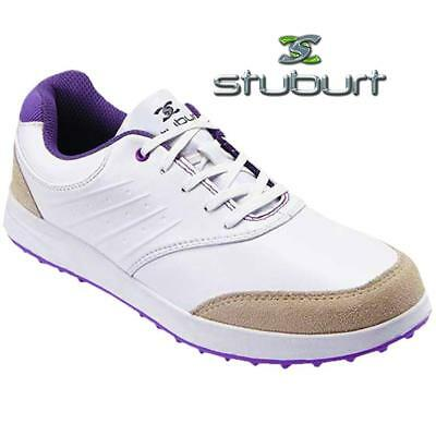 REDUCED! Stuburt Ladies Urban Control Spikeless Golf Shoes - NEW!