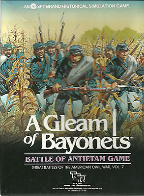 A Gleam of Bayonets, from TSR (SPI) Battle of Antietam Game