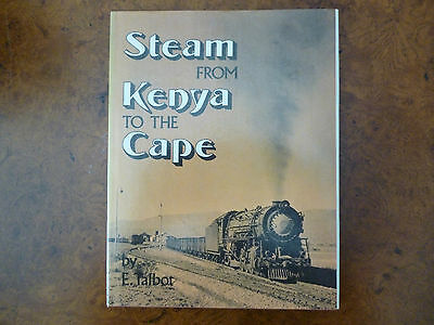 Steam from Kenya to the Cape by E.Talbot