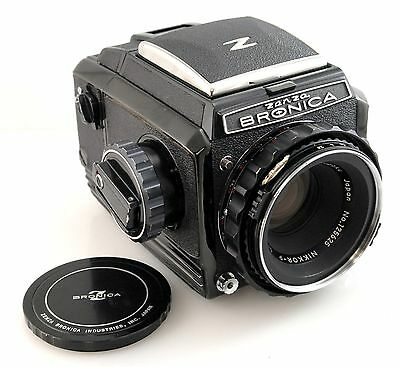 Bronica S2 120 Medium format Camera 6x6 Fully working. UK