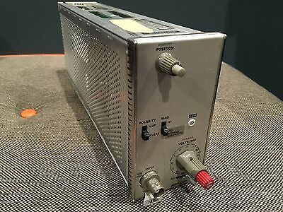 Tektronix 7A15A Amplifier / Oscilloscope Plug-In Module - Used Testing Unit