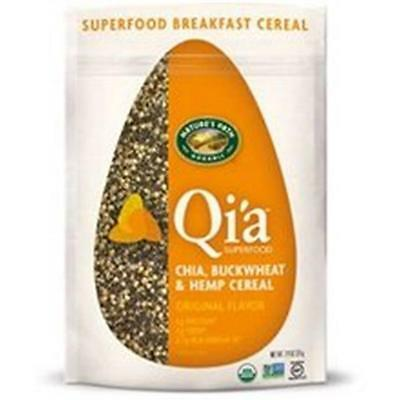 Natures Path Natures Path Qia Superfood Original Flavor Chia Buckwheat and He...