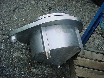 20 gallon Stainless steel cone bottom TANK