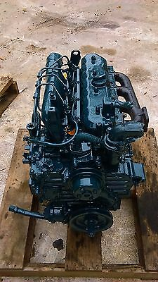 753 763 773 7753 S175 BOBCAT ENGINE Kubota V2203 51 HP Diesel Engine - USED