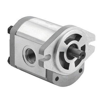 Hydraulic Gear Pump- 1198- 1Stg 5/8 Shaft, Clockwise Rotation 3000Psi 18Gpm