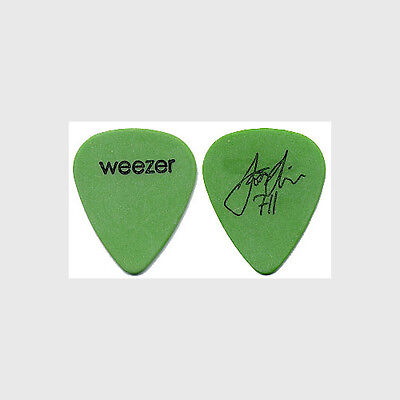 Weezer Scott Shriner 2002 Guitar Pick