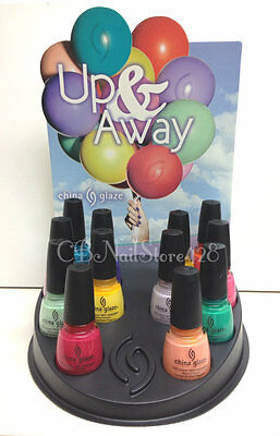 China Glaze-UP and AWAY Spring Collection 12 colors 860-87 - Choose Any Color