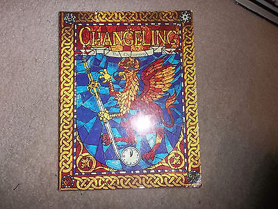 Changeling the Dreaming Core Rulebook 1st Ed