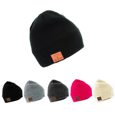 Tenergy Bluetooth Beanie - Basic Knit (Wireless Headphones) (7 colors available)