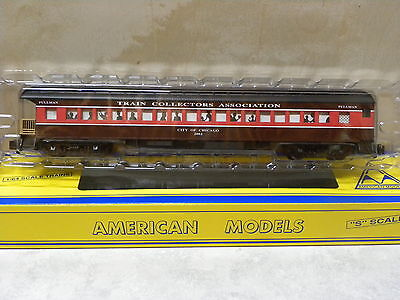 American Models and 4 Heavy Weight Passenger Cars - TCA 2002 to 2006
