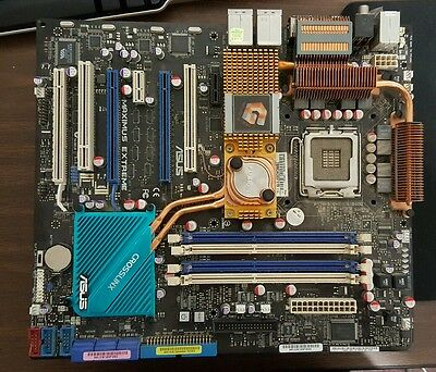 ASUS MAXIMUS EXTREME Motherboard