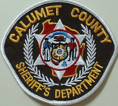 Calumet County Sheriff's Department Patch