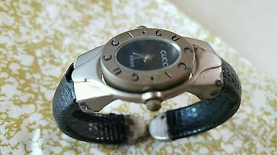 Uniquities Vintage Estate Signed GUCCI *RARE* Watch Collectible