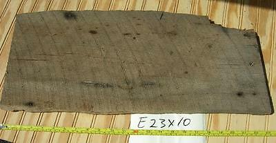 1 Antique Barnwood Board #E23x10, Oak Wood Projects for Christmas Holidays