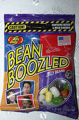 2 x Jelly Belly BEAN BOOZLED Challenge! 3RD edition 53g each bag