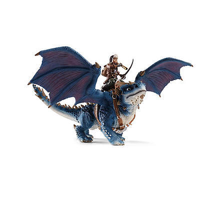 *NIB* SCHLEICH 70445 Shansy World Of The Dragons** Retired - Hand Painted