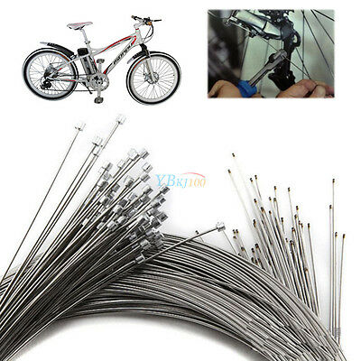 10X Cycling Bike Bicycle Derailleur Shifter Shift Cable Inner Wire Stainless